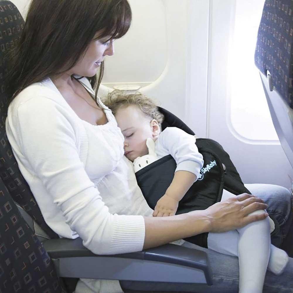 Colchón de viaje SkyBaby para volar con bebés