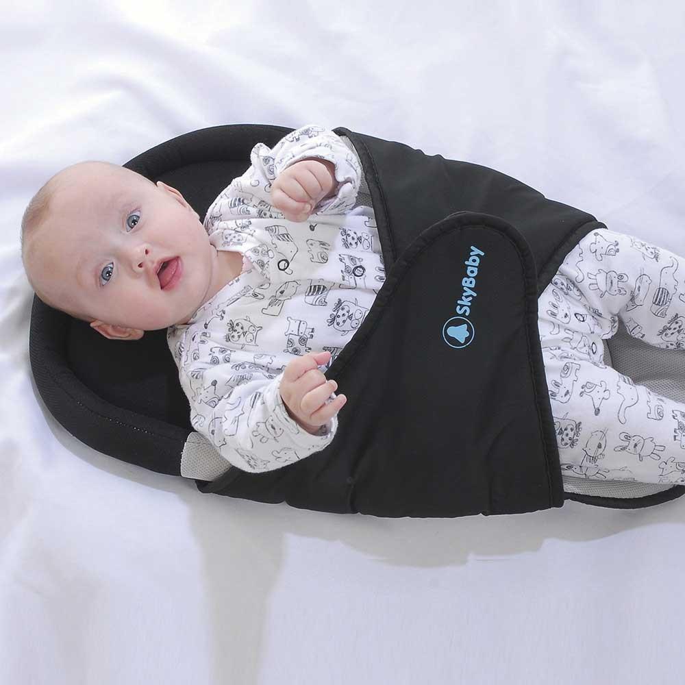 Colchón de viaje SkyBaby para volar con bebés 5