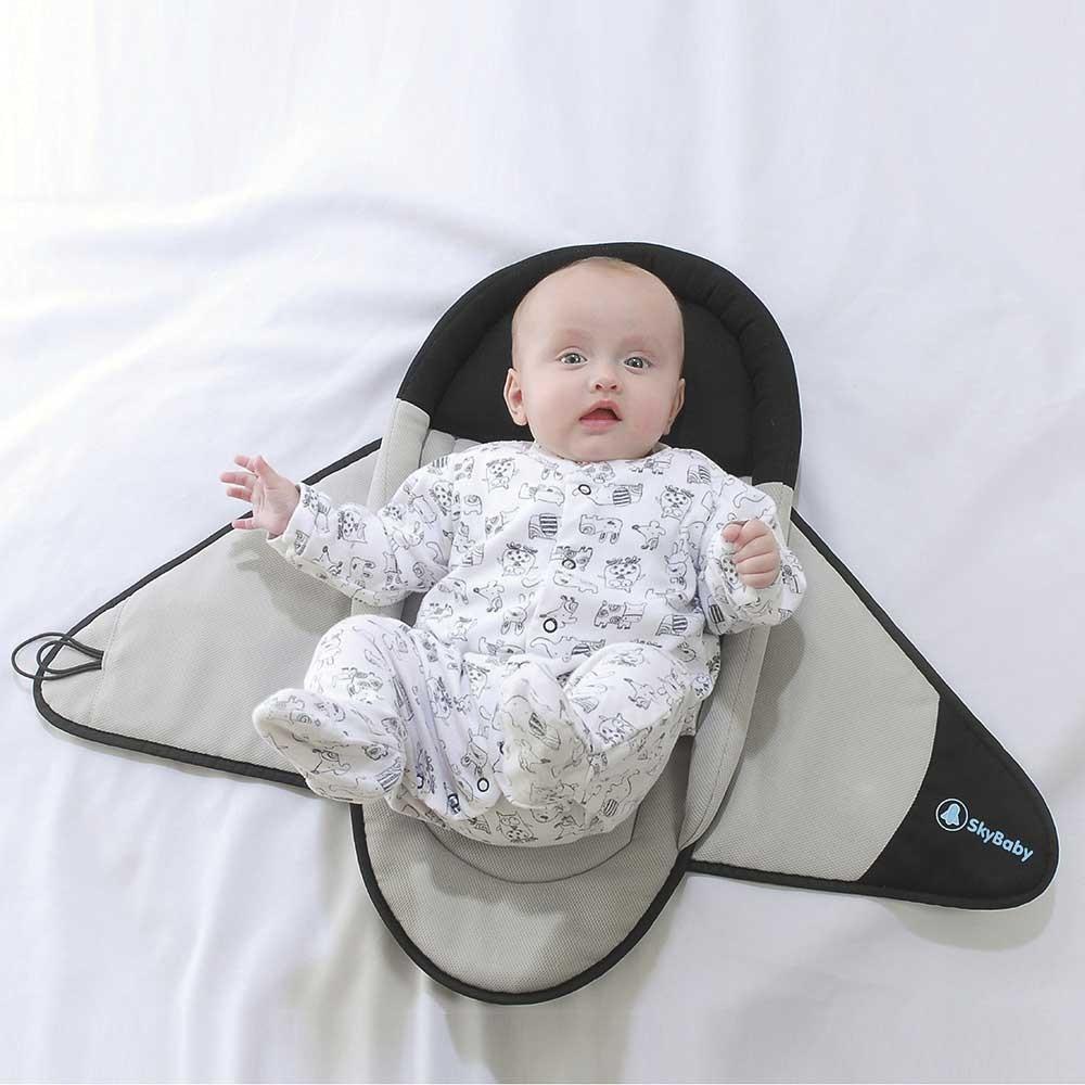 Colchón de viaje SkyBaby para volar con bebés 3
