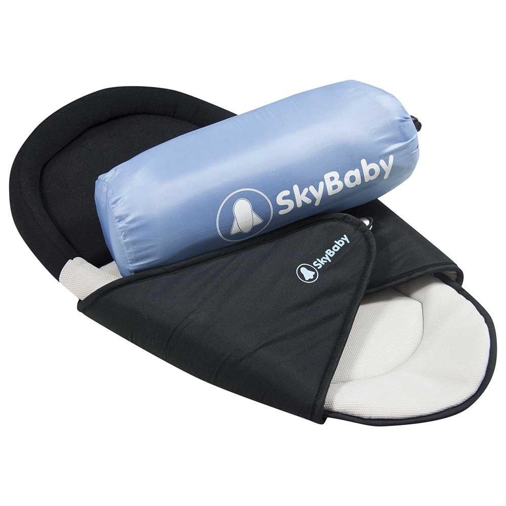 Colchón de viaje SkyBaby para volar con bebés 6